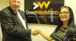 Direct Workforce expands into larger Cannock offices