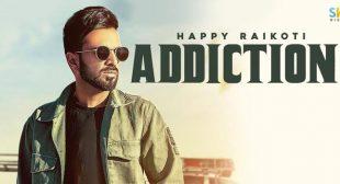 Addiction Lyrics – Happy Raikoti