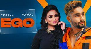 Ego Lyrics – Inder Pandori