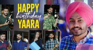 Happy Birthday Yaara Lyrics
