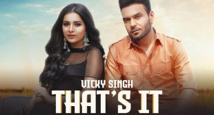 That's It Lyrics – Karan Aujla