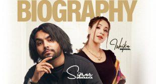 Biography Lyrics – Simar Dorraha