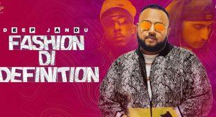 Fashion Di Definition Lyrics