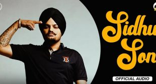 Sidhu Son Lyrics
