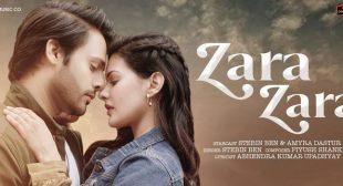 Zara Zara Lyrics – Stebin Ben
