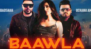 Baawla Lyrics – Badshah