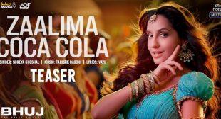 Zaalima Coca Cola – Bhuj