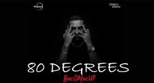 80 Degrees Lyrics