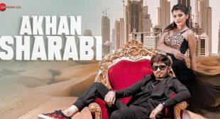 Akhan Sharabi Lyrics