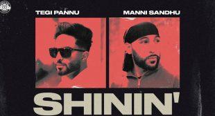 Shinin' Lyrics – Tegi Pannu
