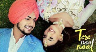 Tere Naal Naal Lyrics – Amar Sehmbi