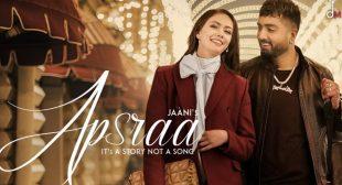Apsraa Lyrics – Jaani