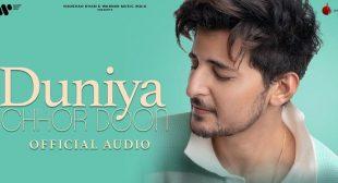 Duniya Chhod Doon Lyrics – Darshan Raval