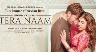 Tera Naam Lyrics – Darshan Raval